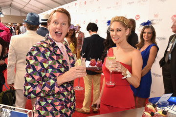 Kym Johnson The GREY GOOSE Lounge at the 142nd Running of the Kentucky Derby