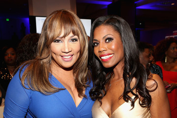 Kym Whitley Omarosa Manigault 45th NAACP Image Awards Presented By TV One - After Party