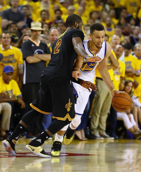 2016 NBA Finals - Game Seven [game seven,player,sports,basketball moves,basketball player,tournament,team sport,ball game,basketball,basketball court,sport venue,stephen curry,user,user,kyrie irving 2,note,game,nba,finals,half]