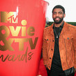 Kyrie Irving 2018 MTV Movie And TV Awards - Red Carpet
