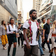 Kyrie Irving Street Style - New York Fashion Week September 2019 - Day 6