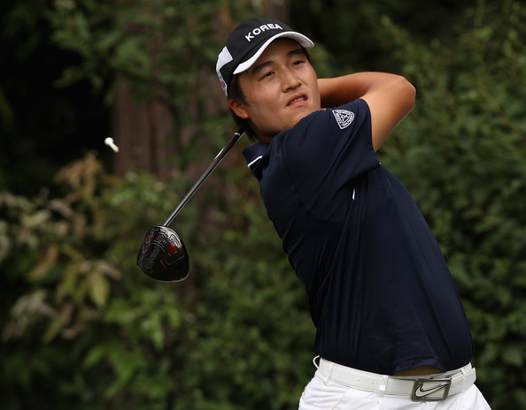 Asian Amateur Round Two
