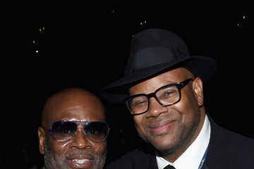 L.A. Reid The 58th GRAMMY Awards - Backstage and Audience