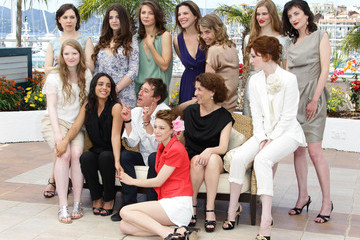 """Judith Lou Levy """"L'Apollonide"""" Photocall - 64th Annual Cannes Film Festival"""