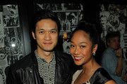 Shelby Rabara and Harry Shum Photos Photo