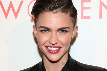 Everyone's Obsessed with 'OITNB' Star Ruby Rose, Obviously