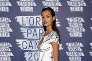 Sofia Resing attends the L'Oreal Party during the annual 69th Cannes Film Festival at  on May 18, 2016 in Cannes, France.