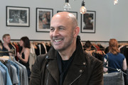 LA: John Varvatos - Spring VIP Cocktail Party & Personal Appearance