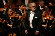 Placido Domingo performs onstage during LA Opera's Nabucco in Concert starring Placido Domingo at Musco Center for the Arts on November 14, 2017 in Orange, California.