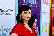 Ginnifer Goodwin arrives at the premiere of CBS All Access' 'Why Women Kill' at the Wallis Annenberg Center for the Performing Arts on August 07, 2019 in Beverly Hills, California.