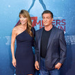 Sylvester Stallone and Jennifer Flavin Photos