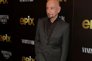 """Sir Ben Kingsley attends the LA premiere of Epix's """"Perpetual Grace, LTD"""" at Linwood Dunn Theater on May 21, 2019 in Los Angeles, California."""