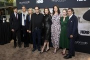 Timothy Olyphant and David Milch Photos Photo