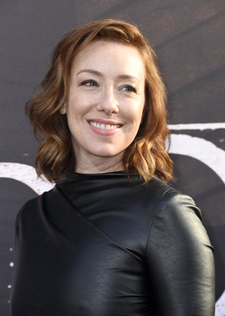 Molly Parker - Molly Parker Photos - LA Premiere Of HBO's ...
