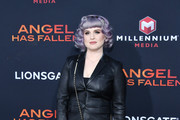"Kelly Osbourne attends the LA Premiere of Lionsgate's ""Angel Has Fallen"" at Regency Village Theatre on August 20, 2019 in Westwood, California."