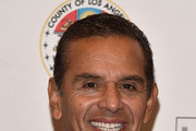 "Former Los Angeles Mayor Antonio Villaraigosa attends the LA Promise Fund's ""Girls Build Leadership Summit"" at The Los Angeles Convention Center on December 15, 2017 in Los Angeles, California."