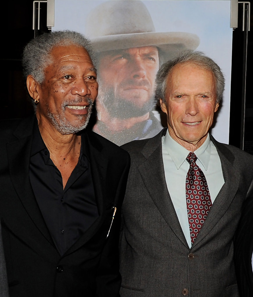 "Morgan Freeman in LACMA & Warner Bros. Presents ""An ..."