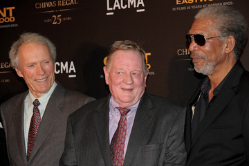 "Richard Schickel LACMA & Warner Bros. Presents ""An Evening With Clint Eastwood"" - Arrivals"
