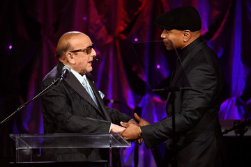 LL Cool J Pre-GRAMMY Gala And GRAMMY Salute To Industry Icons Honoring Clarence Avant – Inside