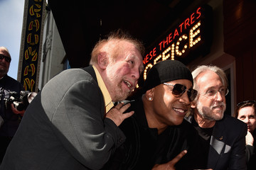 LL Cool J LL Cool J Honored With Star on the Hollywood Walk of Fame
