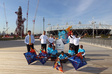Danny Crates LOCOG Announces Plans For The London 2012 Paralympic Torch Relay