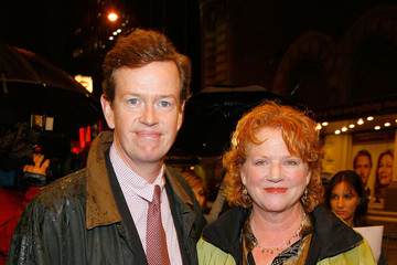 "Becky Anne Baker ""La Bete"" Broadway Opening Night - Arrivals & Curtain Call"