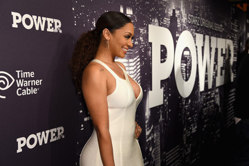 La La Anthony 'Power' Season Two Premiere Event With Special Performance From 50 Cent, G-Unit And Other Guests