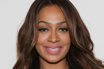 La La Anthony Front Row at the Cushnie Et Ochs Show