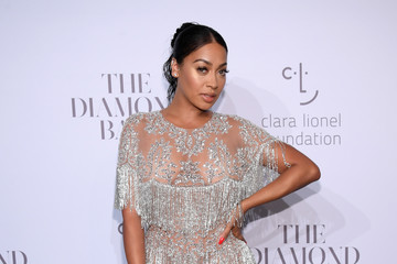 La La Anthony Rihanna's 3rd Annual Diamond Ball Benefitting the Clara Lionel Foundation at Cipriani Wall Street - Arrivals