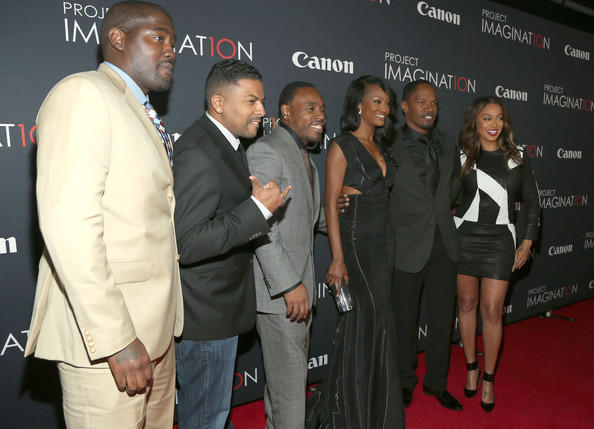 Celebs at Canon's Project Imaginat10n Film Festival
