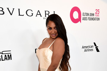 La La Anthony 26th Annual Elton John AIDS Foundation Academy Awards Viewing Party sponsored by Bulgari, celebrating EJAF and the 90th Academy Awards  - Inside