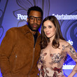 LaRoyce Hawkins Entertainment Weekly & People New York Upfronts Party 2018 - Inside
