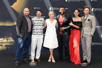 LaRoyce Hawkins 57th Monte Carlo TV Festival : Day 2