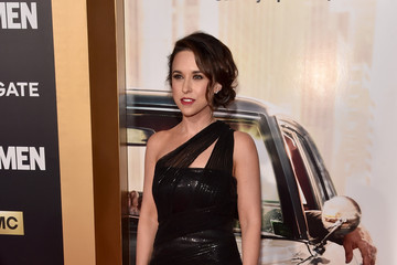 Lacey Chabert AMC Celebrates 'Mad Men' With The Black & Red Ball - Red Carpet