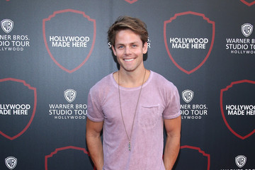 Lachlan Buchanan The Warner Bros. Studio Tour Hollywood Expansion Official Unveiling, Stage 48: Script to Screen