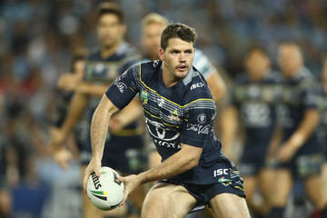 Lachlan Coote NRL Preliminary Final - Cronulla v North Queensland