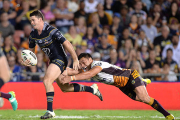 Lachlan Coote NRL 1st Semi Final - North Queensland v Brisbane