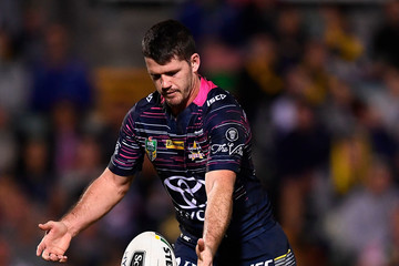 Lachlan Coote NRL Rd 20 - Cowboys v Warriors