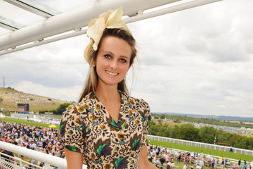 Bryony Daniels Ladies Day At Glorious Goodwood