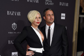 Lady Gaga Moet & Chandon Toasts to Harper's Bazaar Icons - Arrivals