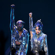 Lady Gaga AT&T TV Super Saturday Night - Inside/Atmosphere