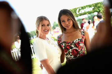 Lady Kitty Spencer Cartier Queen's Cup Polo