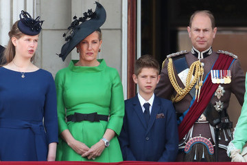Lady Louise Windsor Trooping The Colour 2019