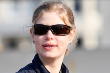 Lady Louise Windsor The Earl And Countess Of Wessex Take Part In A Great British Beach Clean