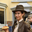 Lady. Prince Emanuele Filiberto Hosts VIP Opening For His New Restaurant Prince Of Venice