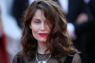 Laetitia Casta 70th Anniversary Red Carpet Arrivals - The 70th Annual Cannes Film Festival