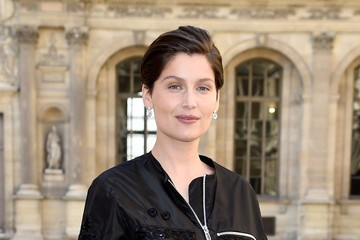 Laetitia Casta Arrivals at Christian Dior