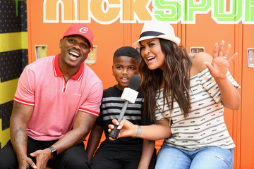 Laila Ali Nickelodeon Kids' Choice Sports Awards 2017 - Red Carpet