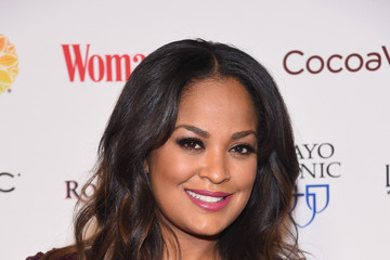 Laila Ali 14th Annual Woman's Day Red Dress Awards