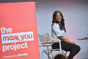 Laila Ali T.J.Maxx and Laila Ali Host The Maxx You Project Workshop
